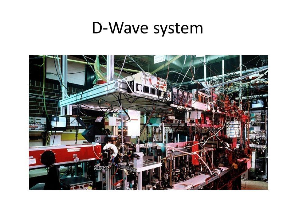 D-Wave system