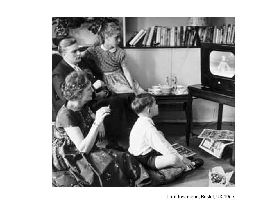 Paul Townsend, Bristol, UK 1955