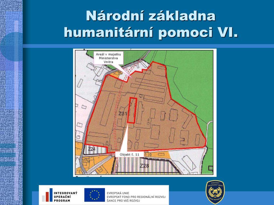 Národní základna humanitární pomoci VI.