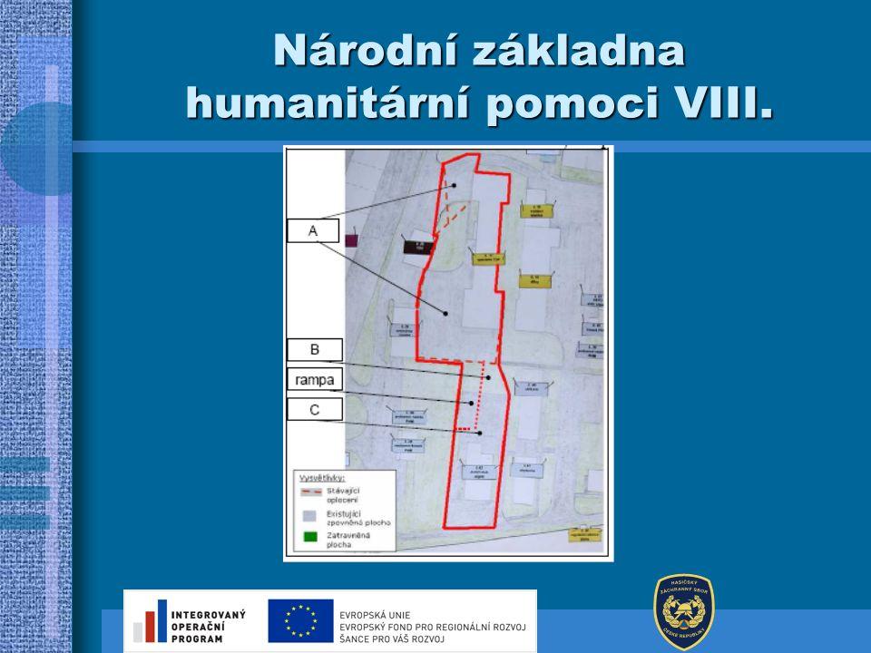 Národní základna humanitární pomoci VIII.