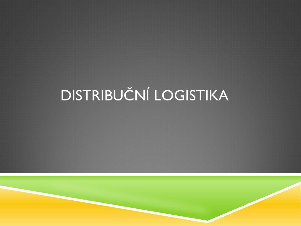  Z hlediska výrobního podniku představuje spojovací článek mezi výrobou a zákazníkem,  Zahrnuje veškeré skladové a dopravní pohyby zboží k zákazníkovi a související informační a kontrolní činnosti,  Cílem je dodat zboží ve správné době na správné místo, ve správném množství a kvalitě, a současně vytvořit optimální poměr mezi úrovní dodacích služeb a jí odpovídající výškou nákladů.