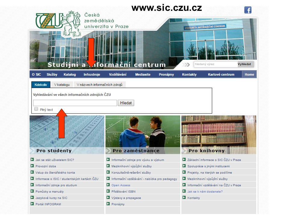 www.sic.czu.cz