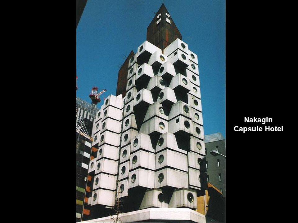 Kazetové hotely jsou v Japonsku řešením pro každého, kdo nestihl poslední noční vlak, pil a nechce řídit auto, nebo nocleh potřebuje z jiných důvodů.