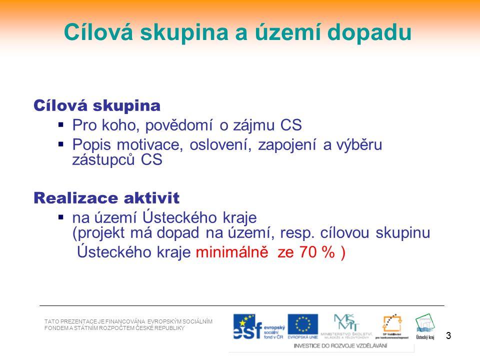 """14 TATO PREZENTACE JE FINANCOVÁNA EVROPSKÝM SOCIÁLNÍM FONDEM A STÁTNÍM ROZPOČTEM ČESKÉ REPUBLIKY Zpracování žádosti v BENEFIT7+ Žádost on-line: www.eu-zadost.cz www.eu-zadost.cz www.euzadost.cz www.eu-zadost.cz www.euzadost.eu (Testovací verze: http://benefit7.mssf.cz/) http://benefit7.mssf.cz/ Příručka """"Jak vyplnit webovou žádost OP VK na stránkách KÚ ÚK: http://opvk.kr-ustecky.cz/ v části PRO ŽADATELEhttp://opvk.kr-ustecky.cz/ na stránkách MŠMT: http://www.msmt.cz/strukturalni-fondy/pro-zadatelehttp://www.msmt.cz/strukturalni-fondy/pro-zadatele"""