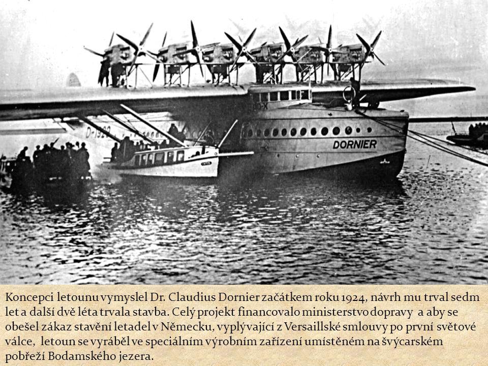 Kokpit řízení Graf Zeppelin