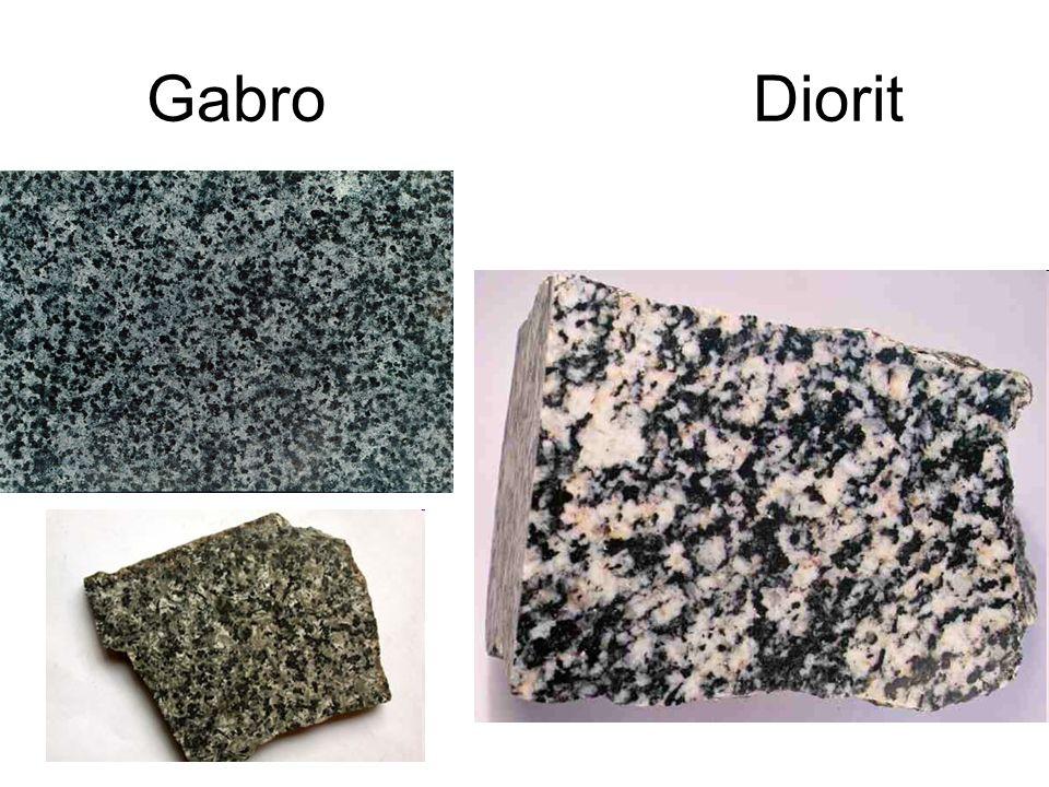 Gabro Diorit