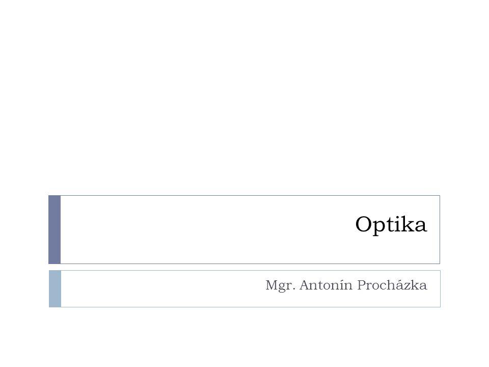 Optika Mgr. Antonín Procházka
