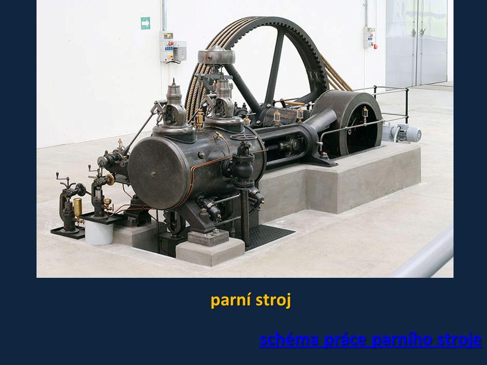 parní stroj schéma práce parního stroje schéma práce parního stroje