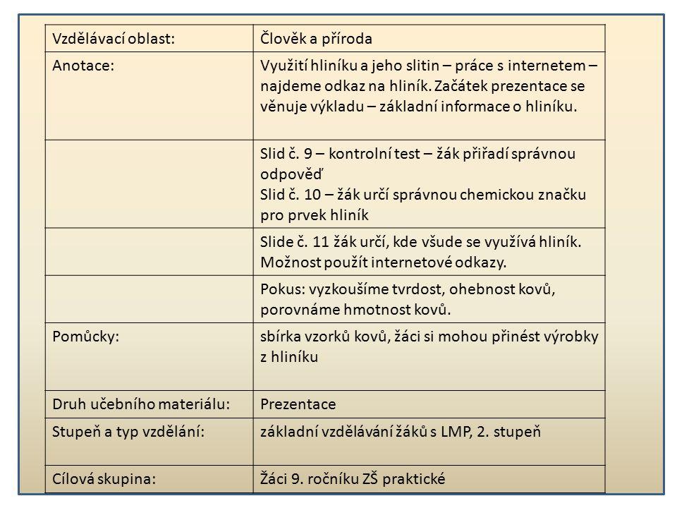 Základní škola a Mateřská škola, Jilemnice, Komenského 103, příspěvková organizace Autor: Bc.
