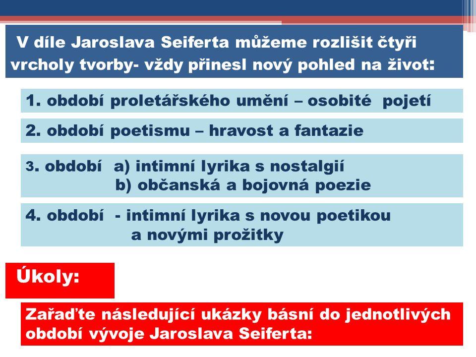 Použité zdroje: Obrázky http://www.phil.muni.cz/ ~holoubkova/skacel.jpg http://www.seniortip.cz/portal/cz/seniortip/article/2458/Image/mlad.jpg http://2.bp.blogspot.com/-T8iSlt-i13I/TnL01NlVfwI/AAAAAAAAAmc/ ZlUxJ7jeXzQ/ s1600/001.jpg http://img.cz.prg.cmestatic.com/media/images/600x338/Feb2012/945901.jpg?bdee http://img.radio.cz/pictures/veda/nobelova_cena2.jpg http://upload.wikimedia.org/wikipedia/commons/thumb/a/a1/Jaroslav_Seifert_grave_at_Kralupy_nad_Vltavou_cemetery_CZ_00 07.jpg/220px-Jaroslav_Seifert_grave_at_Kralupy_nad_Vltavou_cemetery_CZ_0007.jpg http://www.turistik.cz/cz/kraje/stredocesky-kraj/okres-melnik/kralupy-nad-vltavou/hrob-jaroslava-seiferta-v-kralupech-nad- vltavou/galerie/ir/files/gallery/21414/70114--c800x600.JPG