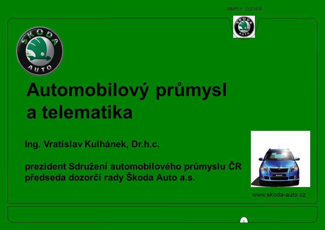 SIMPLY CLEVER 1 Ing. Vratislav Kulhánek, Dr.h.c.