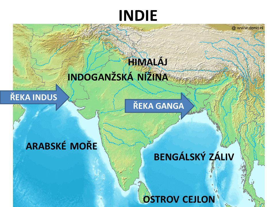 Indická republika Hlavní město - Nové Dillí Počet obyvatel - 1 210 000 000 Velikost – sedmý největší stát světa Státní zřízení – parlamentní republika Jazyk – hindština a angličtina Náboženství - hinduismus, islám, buddhismus, sikhové Vznik - 15.