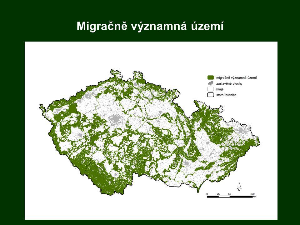 Migračně významná území