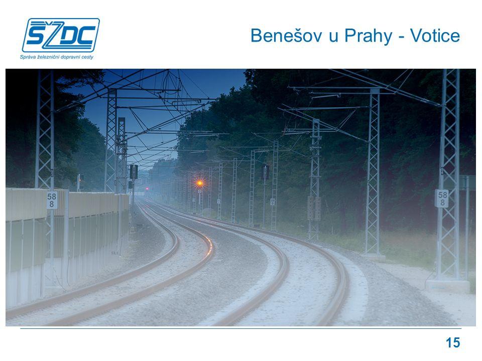 Benešov u Prahy - Votice 15