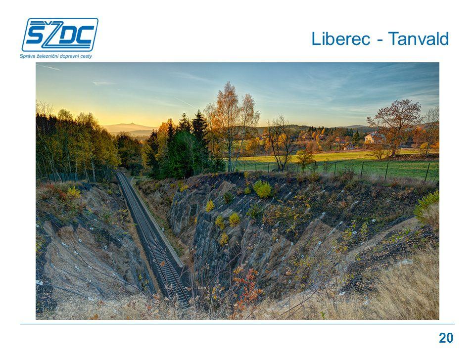 Liberec - Tanvald 20