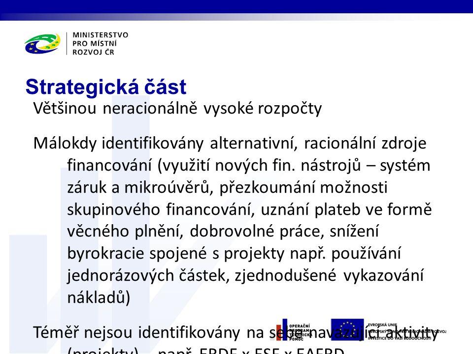 1.kritéria formálních náležitostí (3) 2. kritéria přijatelnosti (16) MPIN příloha č.