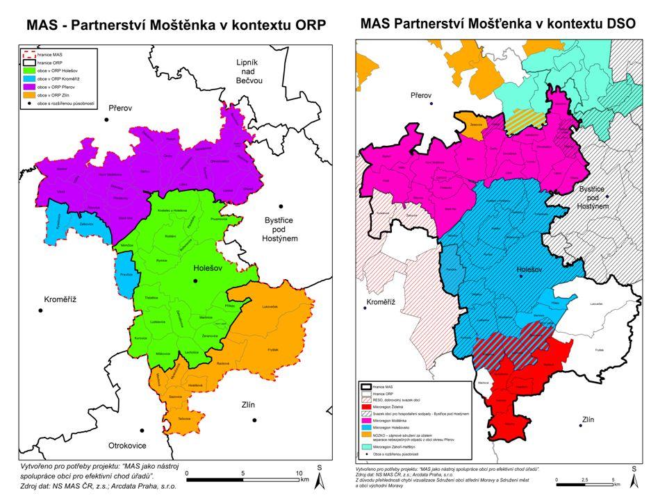 Příklad MAS a ORP