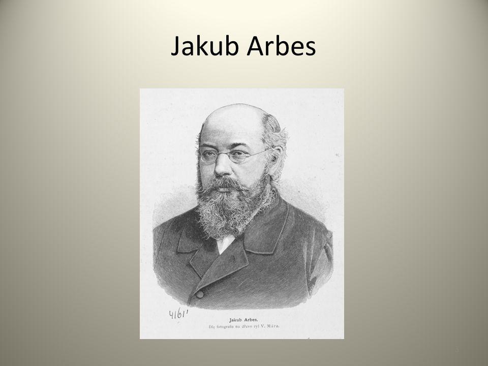 Jakub Arbes 3