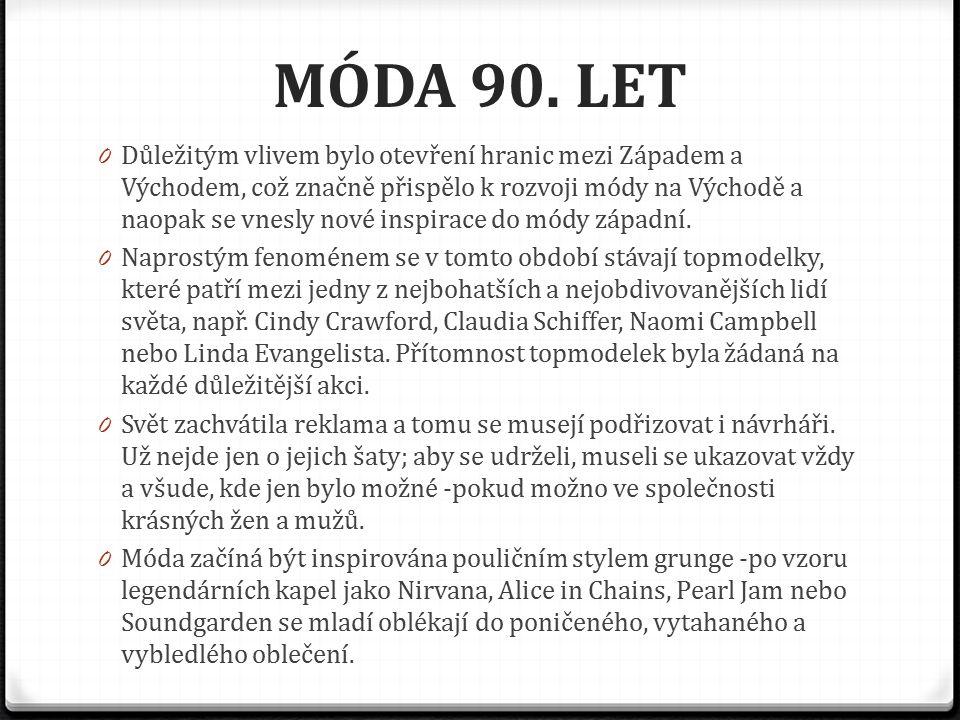 MÓDA 90.