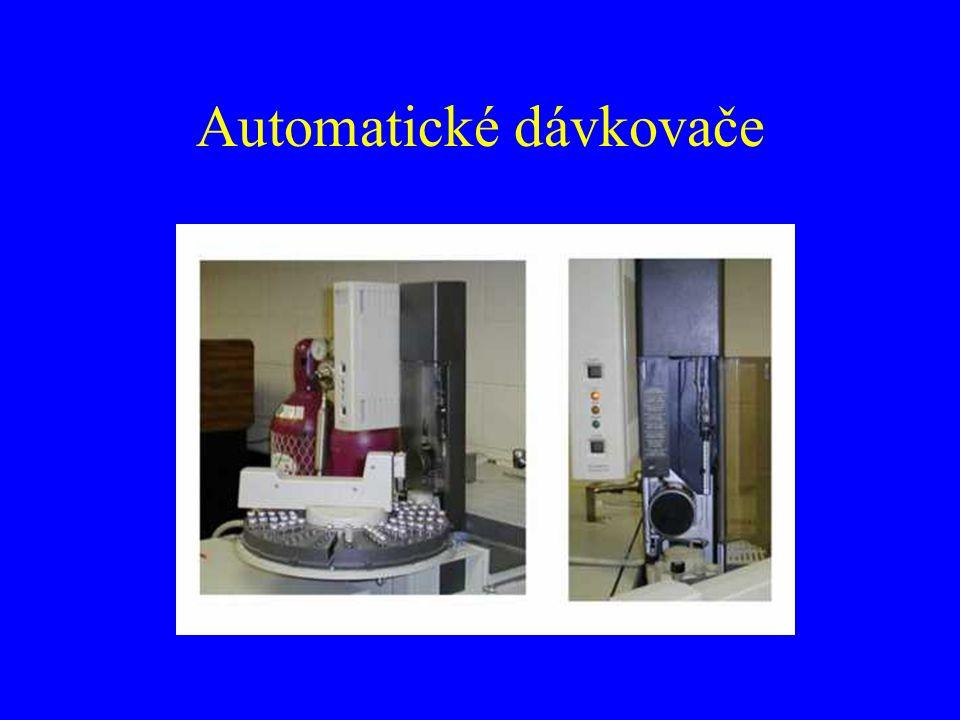 Automatické dávkovače