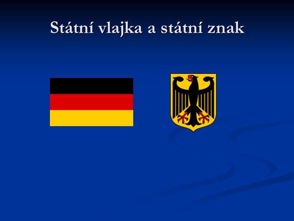 Poloha státu na mapě Evropy SRN SRN