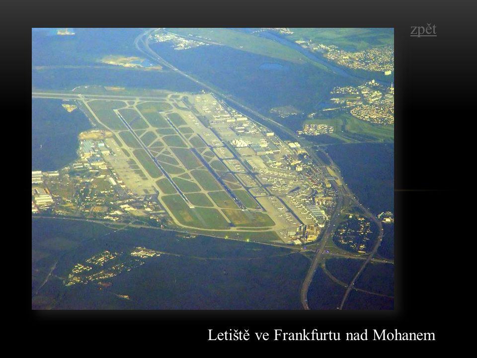 Letiště ve Frankfurtu nad Mohanem zpět