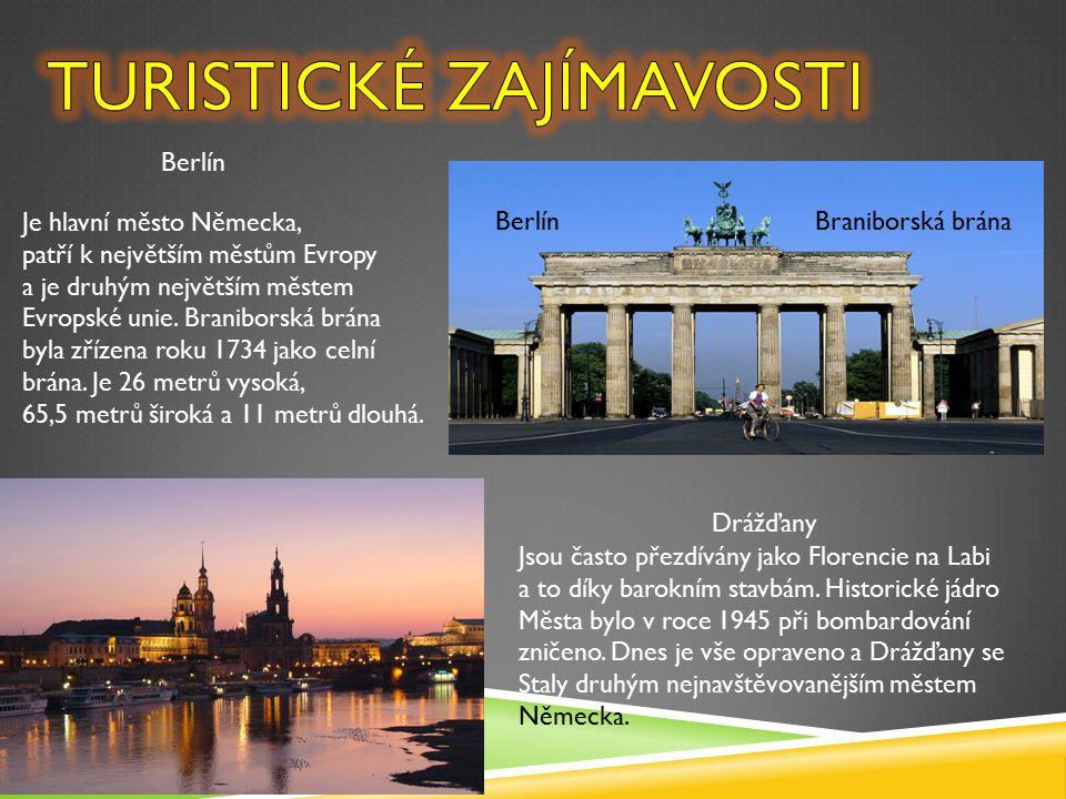  Území Německa odvodňují řeky Rýn, Dunaj, Labe, Emže a Wesera a to do Severního moře, Baltského moře a Černého moře.