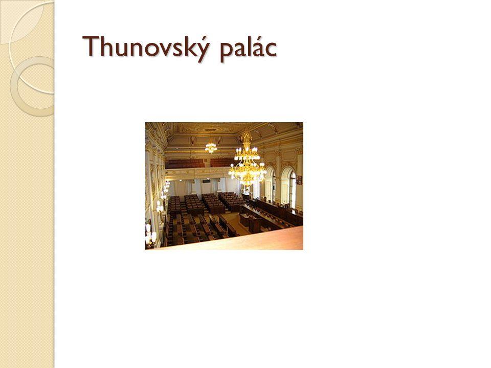 Thunovský palác