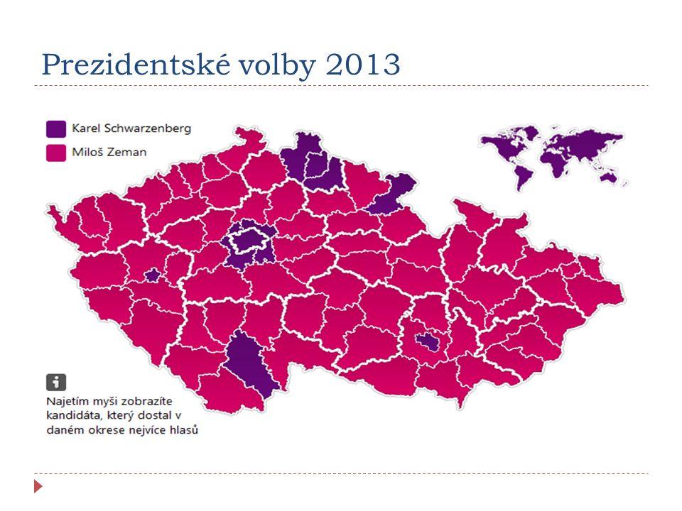 Prezidentské volby 2013