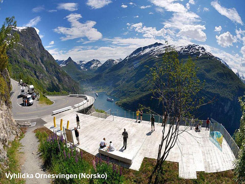Vyhlídka Ornesvingen (Norsko)