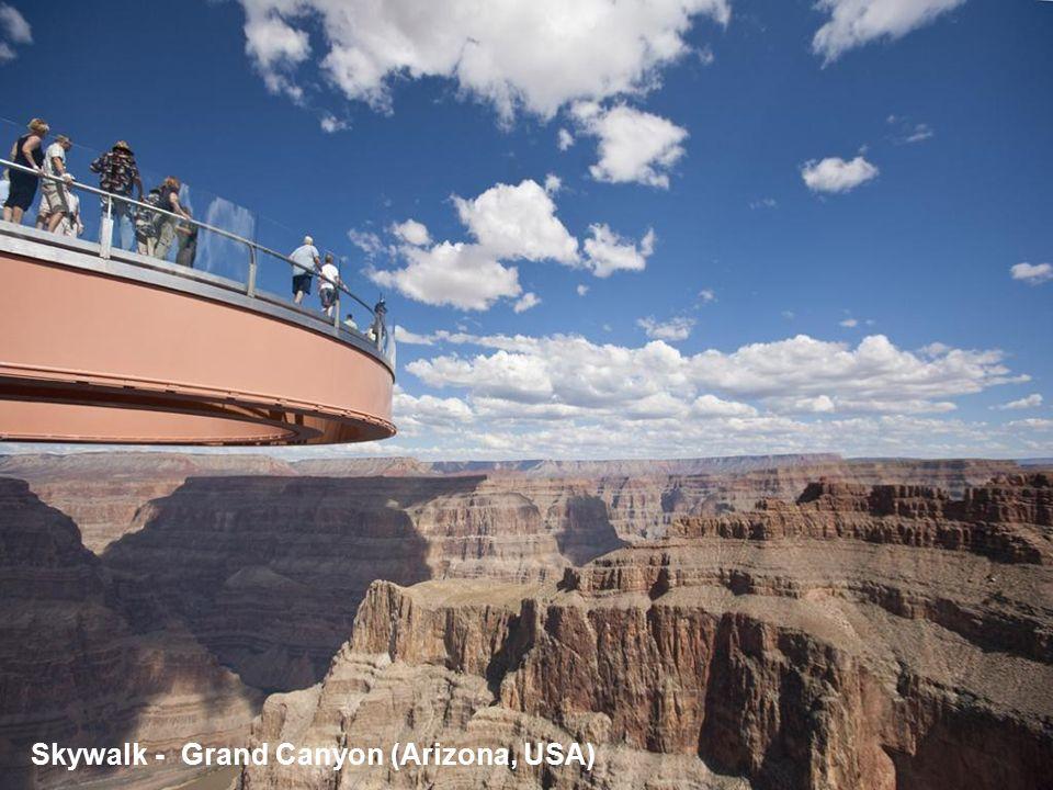 Skywalk - Grand Canyon (Arizona, USA)