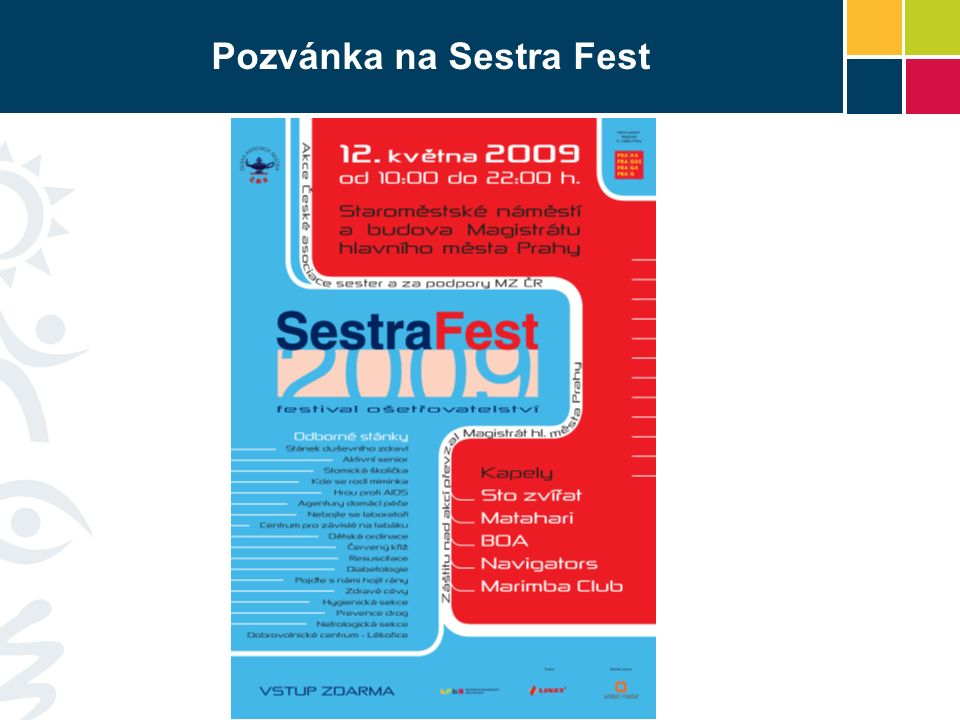 Pozvánka na Sestra Fest