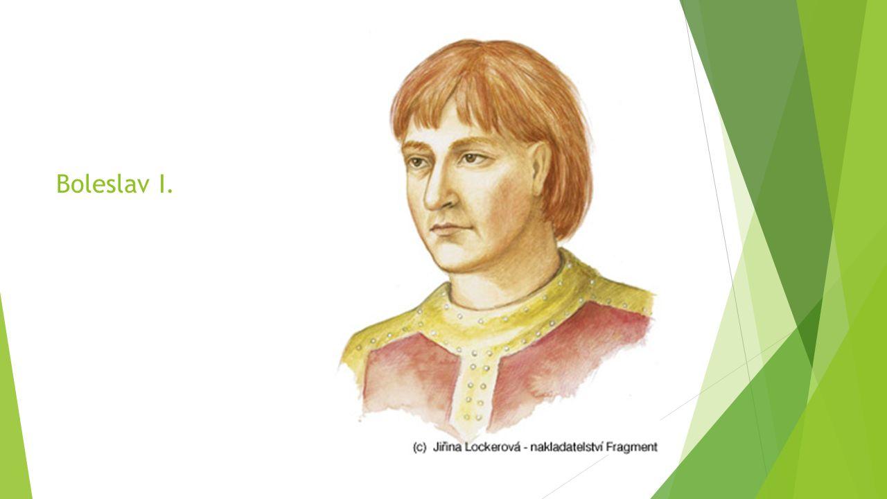 Boleslav I.