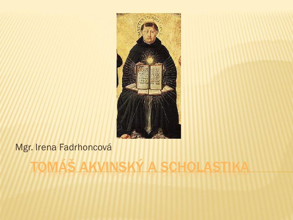 Mgr. Irena Fadrhoncová