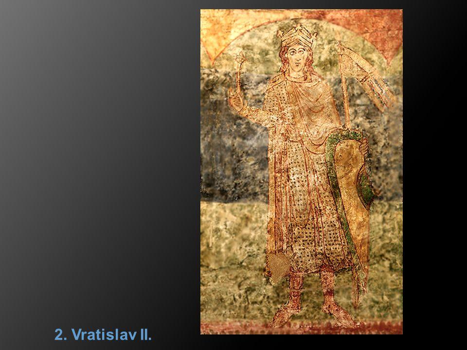 2. Vratislav II.