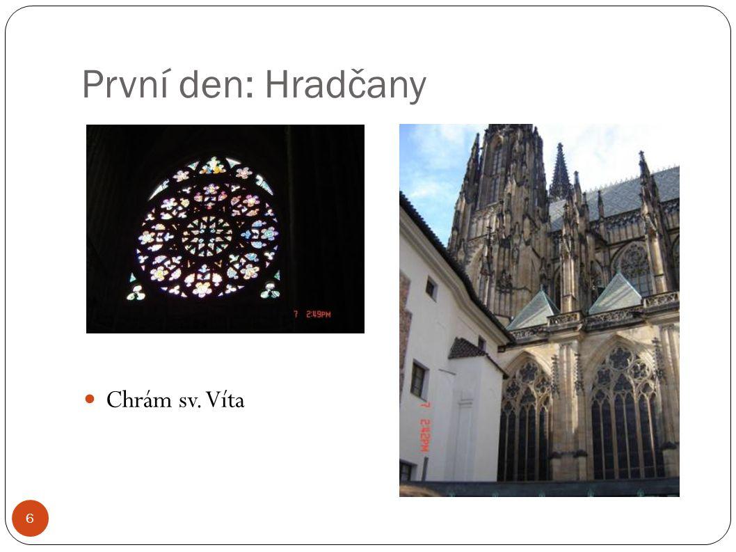 Pražský hrad známý neznámý 7.