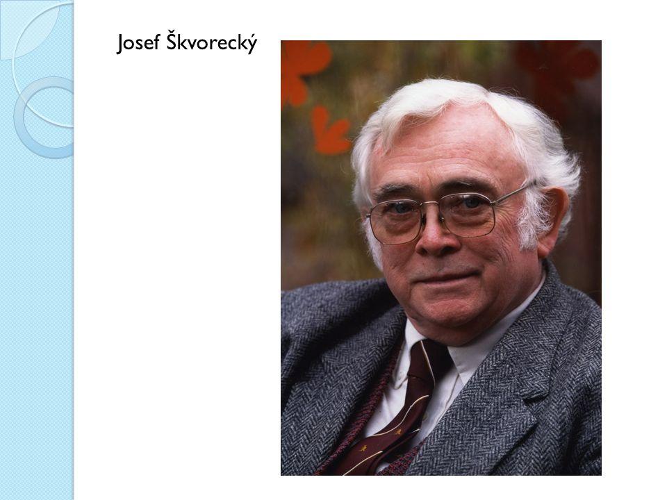 24.9.1924 – 3.1.2012  prozaik  překladatel  nakladatel  jeden z nejvýznamnějších znalců angloamerické literatury