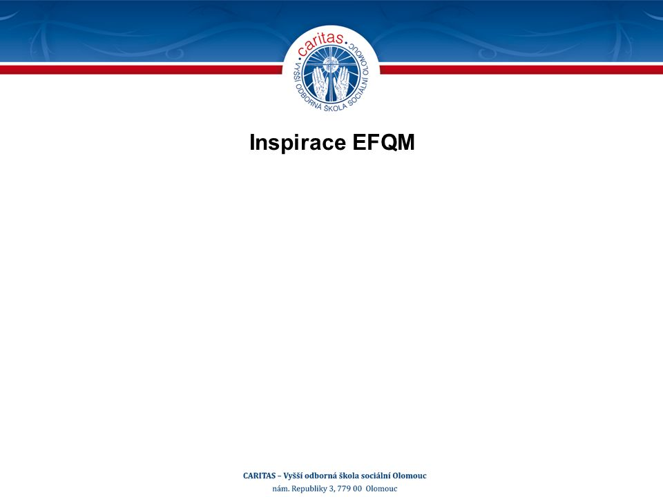 Inspirace EFQM