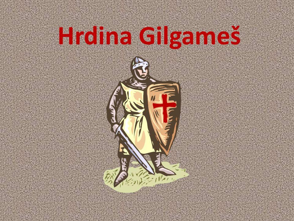 Hrdina Gilgameš
