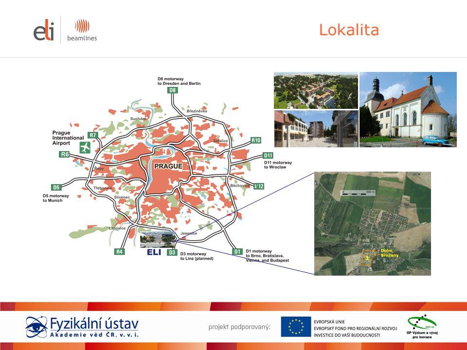 Lokalita Dolní Břežany