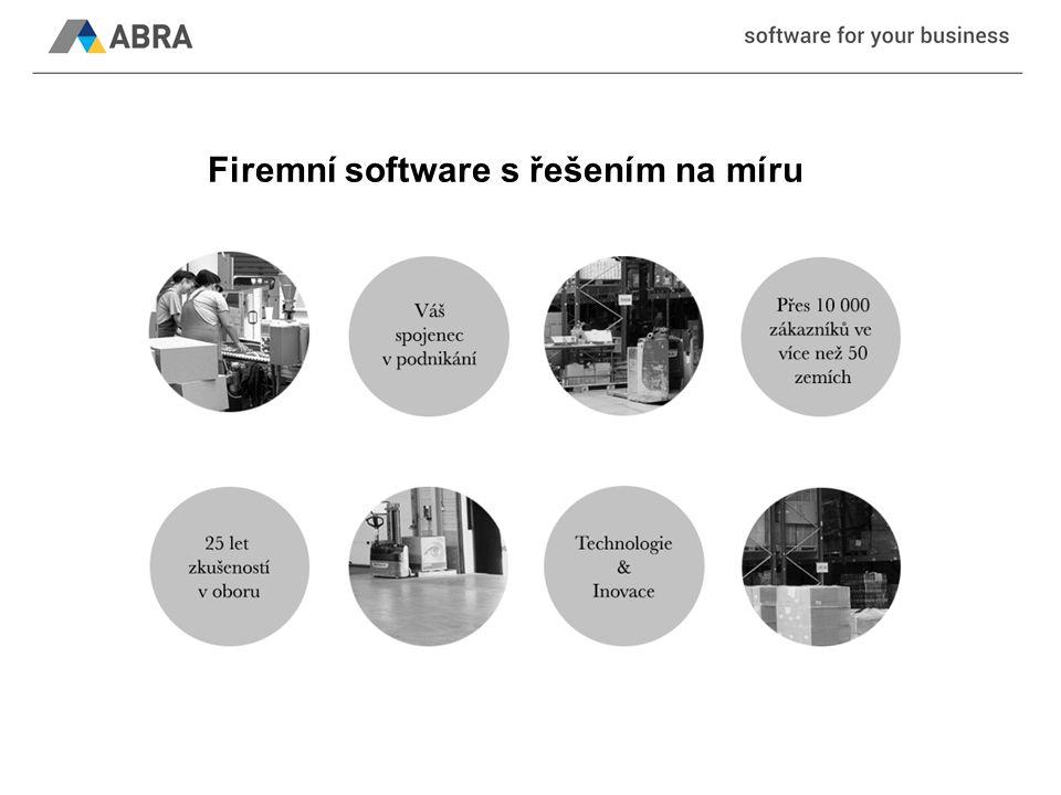 Softwarové portfolio