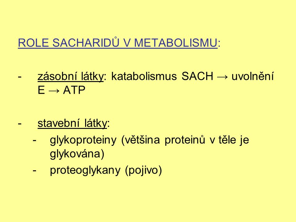 -glykolýzou vznikají 2 molekuly kyseliny pyrohroznové = PYRUVÁT Obr.