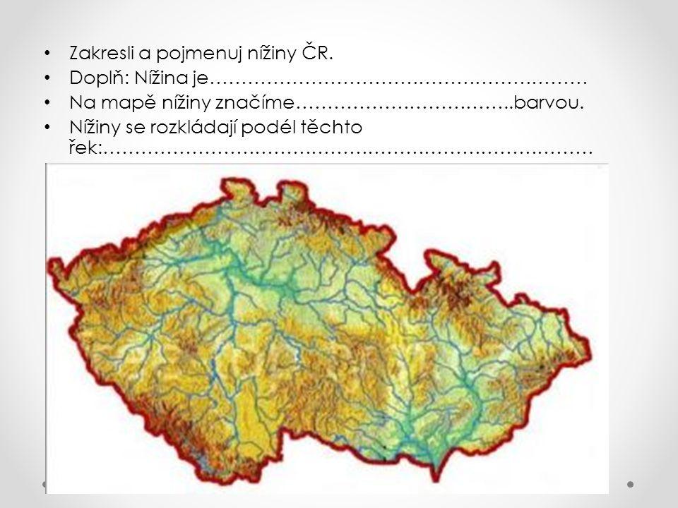 Polabská nížina Polabskou nížinou nebo také jen Polabím se rozumí poměrně široký pruh území kolem řeky Labe hlavně ve Středních Čechách.