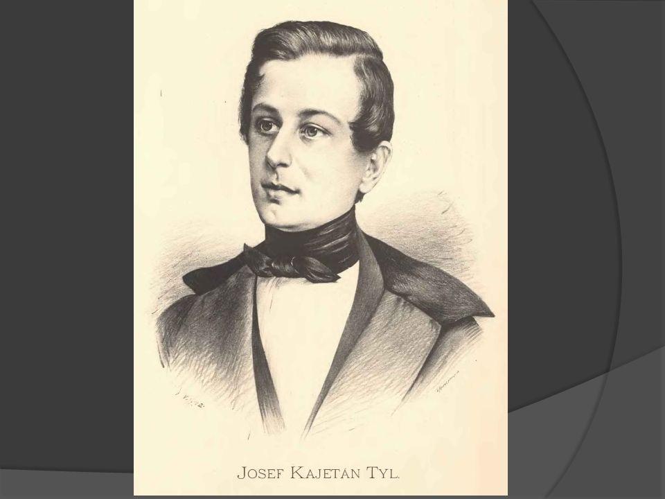 František Palacký (1798 – 1876)  Český historik, politik, spisovatel  Autor knihy Dějiny národu českého v Čechách a na Moravě