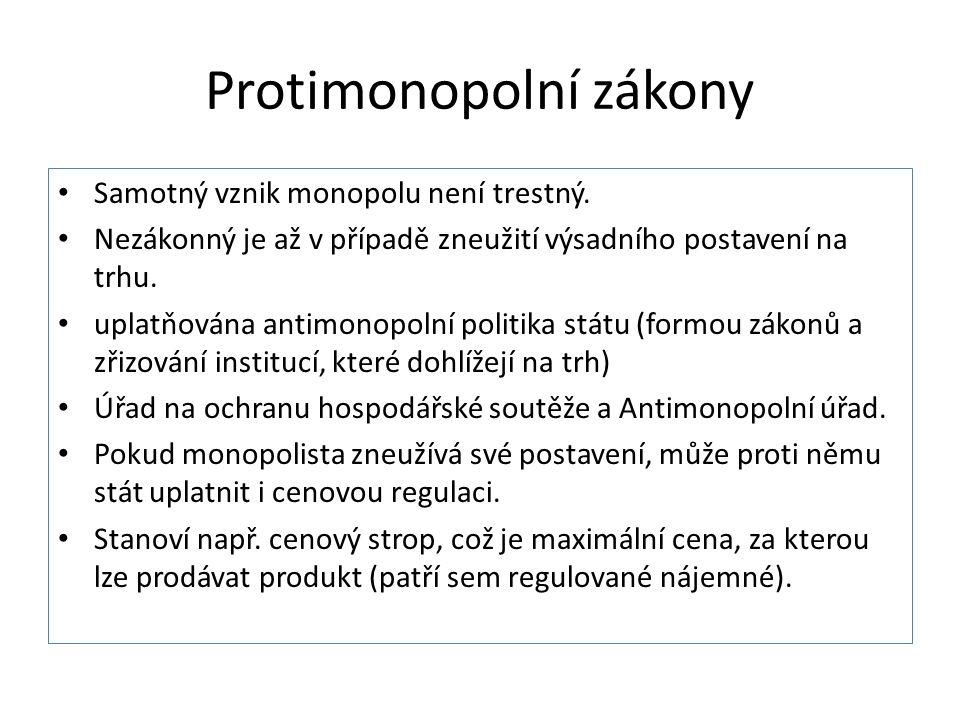 Zdroje http://www.finslovnik.cz/co-je-monopol- historie-a-priklady/ http://www.finslovnik.cz/co-je-monopol- historie-a-priklady/ http://neviditelnypes.lidovky.cz/ekonomika- co-je-to-monopol-dci- /p_ekonomika.aspx?c=A110106_205140_p_ek onomika_wag http://neviditelnypes.lidovky.cz/ekonomika- co-je-to-monopol-dci- /p_ekonomika.aspx?c=A110106_205140_p_ek onomika_wag