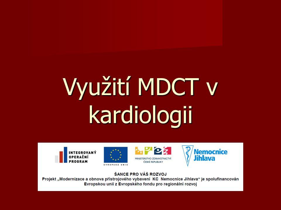 Využití MDCT v kardiologii