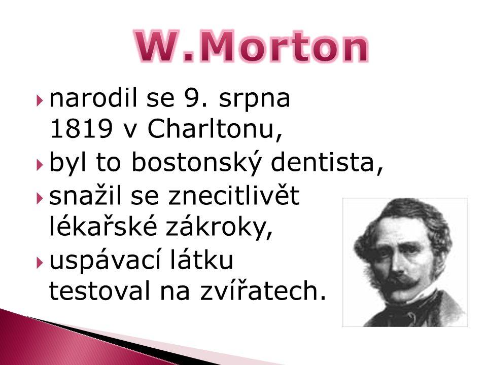  http://www.gify.nou.cz/lid_lekar.htm http://www.gify.nou.cz/lid_lekar.htm  http://www.tretipol.cz/img/pic/31/purkyne.j pg http://www.tretipol.cz/img/pic/31/purkyne.j pg  https://www.zdravcentra.cz/zc/img/Pacient- zajimavosti/JJansky.jpg https://www.zdravcentra.cz/zc/img/Pacient- zajimavosti/JJansky.jpg  http://storiografia.blog.cz/0812 http://storiografia.blog.cz/0812  http://oko.yin.cz/5/narkoza/ http://oko.yin.cz/5/narkoza/  http://sofia.medicalistes.org/spip/IMG/jpg/ William_Thomas_Green_Morton.jpg http://sofia.medicalistes.org/spip/IMG/jpg/ William_Thomas_Green_Morton.jpg