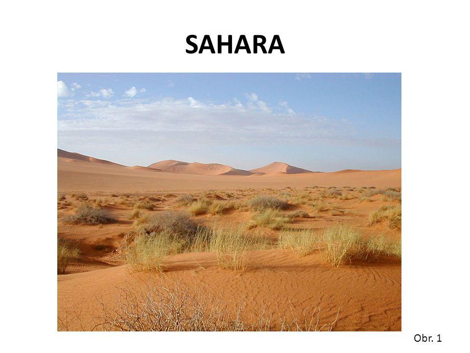 SAHARA Obr. 1