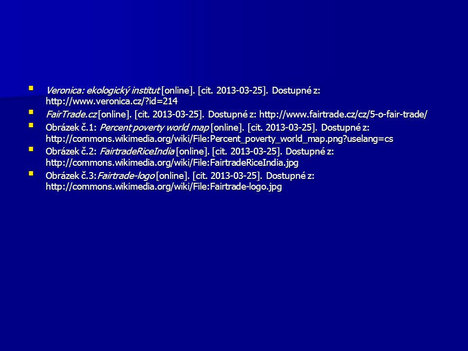 Veronica: ekologický institut [online]. [cit. 2013-03-25].
