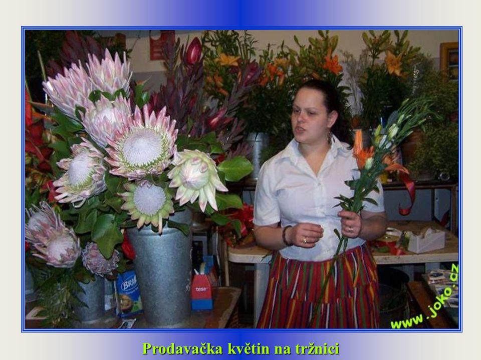 Květinová tržnice